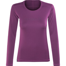 Norrøna /29 Tech Longsleeve Shirt Damen dark purple